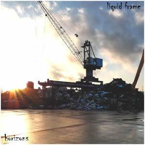 Liquid Frame - horizons