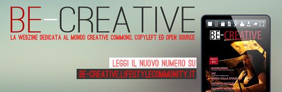 be-creative Paolo Folzini