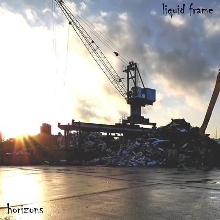 Liquid Frame Horizons