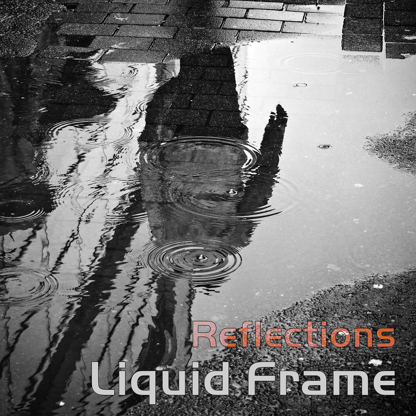 Liquid Frame - reflections